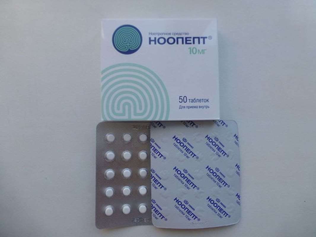 Noopept 10mg nootropic