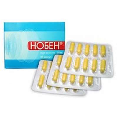 Noben 30mg 30 pills buy nootropics brain activation online