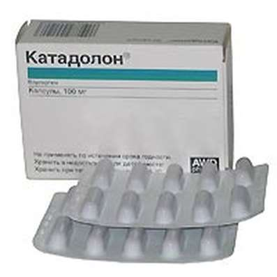 Katadolon 100mg 30 pills buy muscle relaxant, analgesic central online